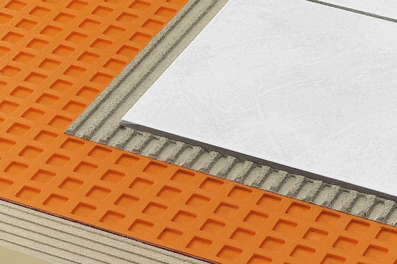 How To Choose The Right Backer Board For Tile - Thin backer board for floor tile